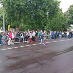 08.07.2014   Demonstration gegen die Sparpläne der Landesregierung_3