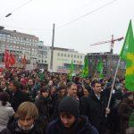 15.01.2015 | Demo des Senats der Universität des Saarlandes_14