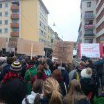 15.01.2015 | Demo des Senats der Universität des Saarlandes_15