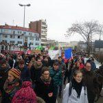 15.01.2015 | Demo des Senats der Universität des Saarlandes_17