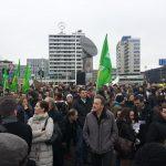 15.01.2015 | Demo des Senats der Universität des Saarlandes_19
