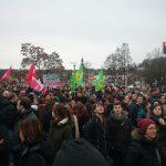 15.01.2015 | Demo des Senats der Universität des Saarlandes_22