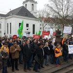 15.01.2015 | Demo des Senats der Universität des Saarlandes_23