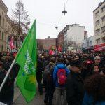 15.01.2015 | Demo des Senats der Universität des Saarlandes_4